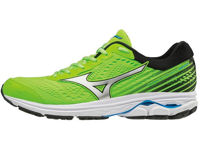 Mizuno Wave Rider 22 Buty do biegania Mężczyźni zielony